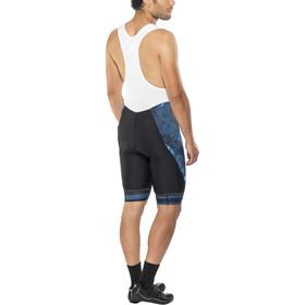 Shimano Breakaway Short de cyclisme Homme, neon blue